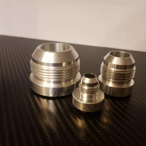 alloy an weld on